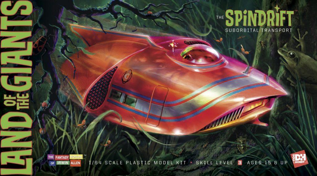 Spindrift box cover